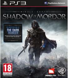 Warner Bros. Interactive Middle-Earth Shadow of Mordor (PS3)