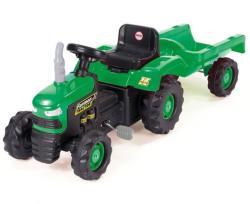 Dolu Tractor cu pedale si remorca 8053