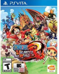 Namco Bandai One Piece Unlimited World Red (PS Vita)