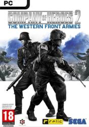 SEGA Company of Heroes 2 The Western Front Armies (PC)