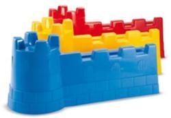 Ecoiffier Set Forme Castel Mare
