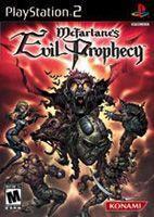 Konami McFarlane's Evil Prophecy (PS2)