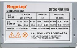 Segotep ATX-500W