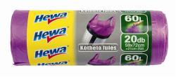 Hewa Köthető füles szemeteszsák 60L 20db (KHT299)