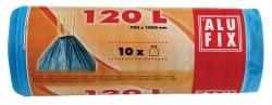 Alufix Zárószalagos szemeteszsák 120L 10db 20 mikronos (KHT176)