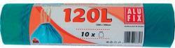 Alufix 120L 10DB 33 mikronos, zárószalagos