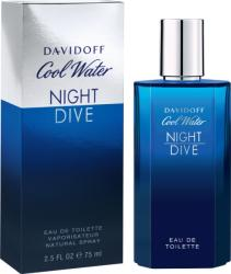Davidoff Cool Water Night Dive Man EDT 100ml