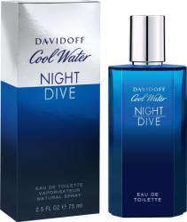 Davidoff Cool Water Night Dive Man EDT 100ml