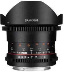 Samyang 8mm T3.8 CS VDSLR (Canon)