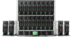 HP ProLiant Blade BL460c 724083-B21