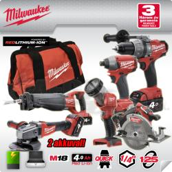 Milwaukee M18CPP6A-402B