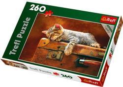 Trefl A cica édes álma 260 db-os (13164)