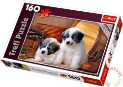 Trefl Bernáthegyi kutya kölykök 160 db-os (15269)