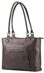 HP Ladies Leather Tote (F3W12AA)