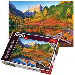 Trefl Az aspeni Maroon-tó 1000 db-os (10353)
