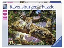 Ravensburger Büszke leopárdmama 1000 db-os (19148)