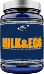 Pro Nutrition Mlik & Egg Protein - 900g