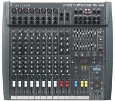 Soundcraft Powerstation 350 Spirit