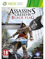 Ubisoft Assassin's Creed IV Black Flag [Special Edition] (Xbox 360)