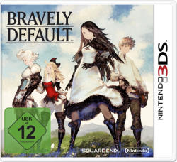 Nintendo Bravely Default Where the Fairy Flies (3DS)