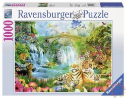 Ravensburger Tigris-barlang 1000 db-os (19373)