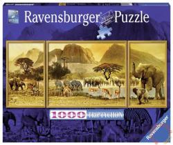 Ravensburger Utazás Afrikában 1000 db-os (19375)