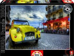 Educa Alkonyat Párizsban 1000 db-os HDR puzzle (15526)