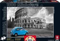 Educa Miniature Puzzle - Colosseum, Rome 1000 db-os (15996)