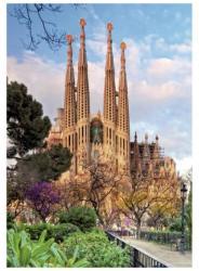 Educa Sagrada Família, Barcelona 1000 db-os (15986)