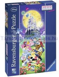 Ravensburger Disney kastély 1000 db-os (15056)