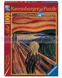 Ravensburger Munch: A sikoly 1000 db-os (15758)