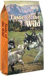 Taste of the Wild High Prairie Puppy Formula 2x6kg