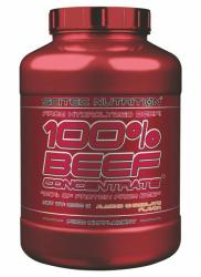 Scitec Nutrition 100% Beef Protein Concentrate - 2000g