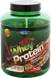 CyberTech Nutrition 100% Whey Protein - 1950g