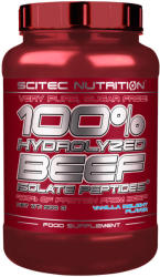 Scitec Nutrition 100% Hydrolyzed Beef Isolate Peptides - 900g