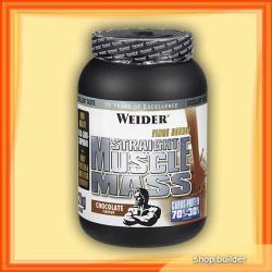 Weider Straight Muscle Mass - 2000g