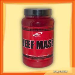 Pro Nutrition Beef Mass - 1200g