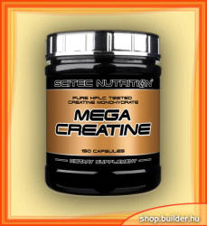 Scitec Nutrition Mega Creatine - 150 caps