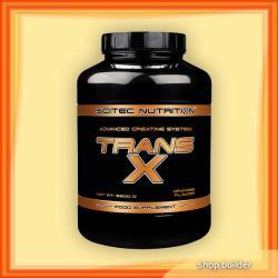 Scitec Nutrition Trans-X - 3500g
