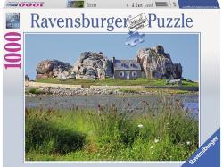 Ravensburger Ház Bretagne-ban 1000 db-os (19147)
