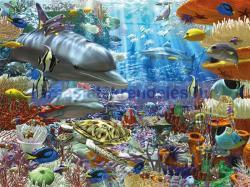 Ravensburger Élet a víz alatt 1500 db-os (16273)