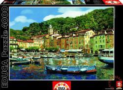 Educa Portofino, Olaszország 4000 db-os (15170)