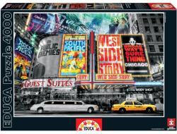 Educa Színházi jelek, New York 4000 db-os (16021)