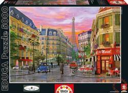 Educa Davison, Párizsi utca 5000 db-os (16022)