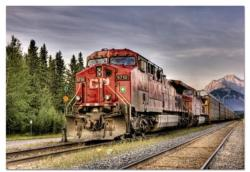 Educa HDR Puzzle - Pacific train, Kanada 1500 db-os (15546)