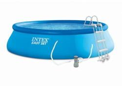 Intex Easy Set kör medence 457x122cm (28168)