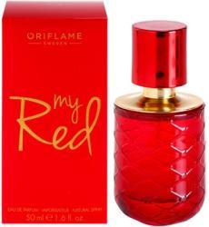Oriflame My Red EDP 50ml
