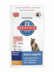 Hill's SP Feline Mature Adult 7+ Active Longevity Chicken 10kg