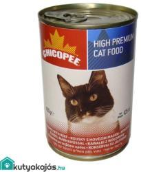 Chicopee Cat Beef Tin 400g