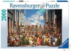 Ravensburger Paolo Veronese: A kánai menyegző 2000 db-os (16653)